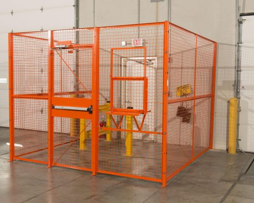 Driver Access Cage - BeastWire
