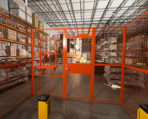 Driver Access Cage Inside - BeastWire